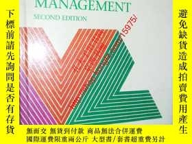 二手書博民逛書店Human罕見Resources Management15975