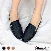 穆勒鞋 紳士後空懶人鞋 MA女鞋 T4321