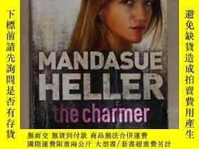 二手書博民逛書店英文原版罕見The Charmer by Mandasue He