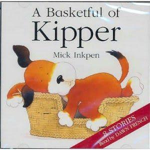 【麥克書店】Basketful of Kipper /CD合輯《超人氣:小狗奇普CD合輯.8個故事內容》