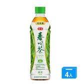 愛之味春心茶500ml*4【愛買】