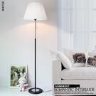 現代簡約客廳臥室床頭燈歐式創意布藝裝飾遙控LED落地燈調光台燈 夢幻小鎮