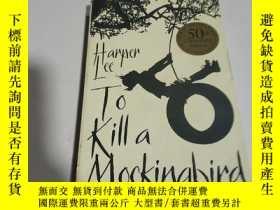 二手書博民逛書店TO罕見Kill a Mockingbird(外文)Y21282