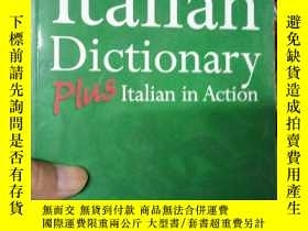 二手書博民逛書店Collins罕見Italian Dictionary Plus