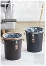 垃圾桶 廚房垃圾桶家用大容量廁所衛生間客廳創意黑色辦公室無蓋商用
