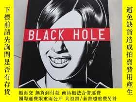 二手書博民逛書店Black罕見HoleY26171 Charles Burns