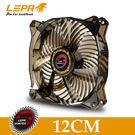 保銳 LEPA 12公分 電腦風扇PWM VORTEX LPVX12P