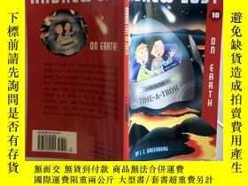 二手書博民逛書店Andrew罕見Lost on Earth 安德魯迷失在地球上 英文原版兒童讀物 6-10歲Y343790 J