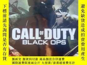 二手書博民逛書店CALL罕見OF DUTY BLACK OPS(這是遊戲盤2張)