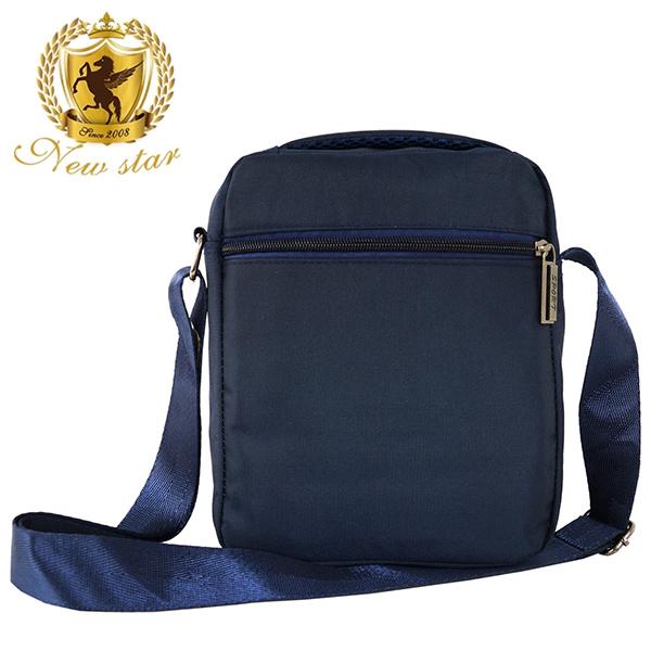 日系簡約多口袋側背包斜背包包 NEW STAR BL153