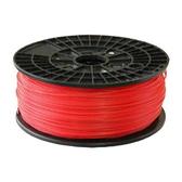 3D耗材 3D印表機耗材【ABS/PLA 1.75mm紅色】ABS/PLA線材 3D印表機耗材 淨重1KG