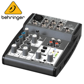 BEHRINGER 502 專業級小型混音器(帶有XENYX麥克風前置放大器)
