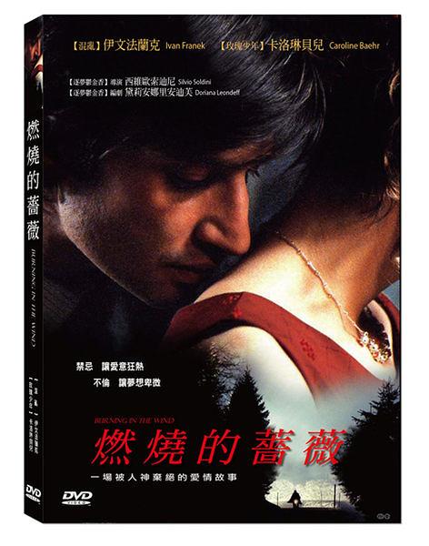 新動國際【燃燒的薔威 DVD】Burning in the Wind