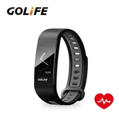 GOLife Care 3藍牙智慧觸控心率手環-質感灰