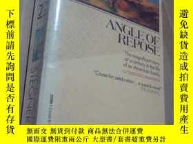 二手書博民逛書店ANGLE罕見OF REPOSEY21794 Wallace S