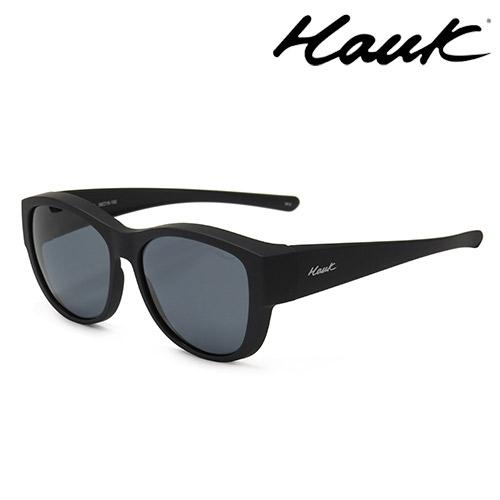 HAWK偏光太陽套鏡(眼鏡族專用)HK1021-02