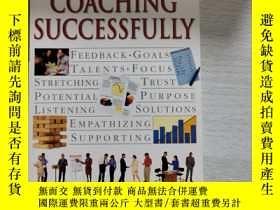 二手書博民逛書店ESSENTIAL罕見DK MANAGERS COACHING SUCCESSFULLYY235182