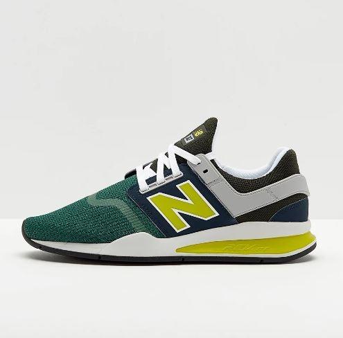 New Balance WOMEN Lifestyle  NB247系列 女款運動時尚鞋 NO.MS247NMB
