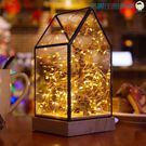 火樹銀花臥室床頭檯燈北歐裝飾燈禮物【洛麗的雜貨鋪】
