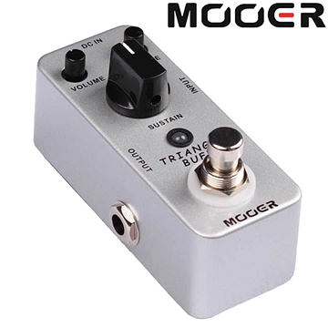 ★集樂城樂器★Mooer Triangle Buff 破音Fuzz效果器 Triangle Buff (Big Muff)【Fuzz Pedal】MREG-TB