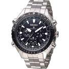 SEIKO 精工 PROSPEX 太陽能電波計時腕錶 8B92-0AK0D SSG001P1