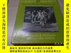 二手書博民逛書店MAJORITY罕見AND MINORITY, THE DYNA
