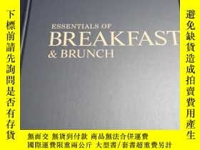 二手書博民逛書店ESSENTIALS罕見OF BREAKFAST & BRUNC