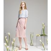 IENA 2021 Spring #1272010 側邊裝飾扣環修身窄裙
