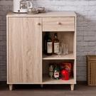 木質 餐櫃 電器櫃 收納櫃 置物櫃 櫥櫃 廚房櫃【N0105】田藤一門一抽廚房櫃 完美主義 AC