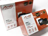 MIO MIVUE C550 【送16G】SONY 感光元件 GPS 測速提示 行車記錄器