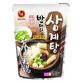 韓國蔘雞湯570g