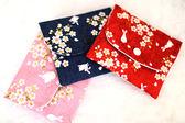 日本和風衛生巾收納包 衛生棉姨媽巾收納包 小巧外出便攜【居享優品】