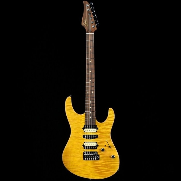☆ 唐尼樂器︵☆全新 Suhr Modern CUSTOM TRANS LEMON YELLOW(已售出)