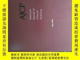 二手書博民逛書店American罕見Journal of Clinical Pathology AJCP 2009 05 病理學雜