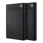 Seagate Backup Plus Ultra Touch 2TB 硬碟二入組