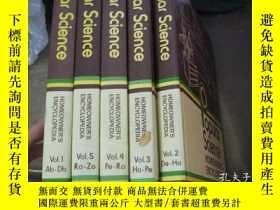 二手書博民逛書店popular罕見science 1- 5本和售Y10980 popular science popular