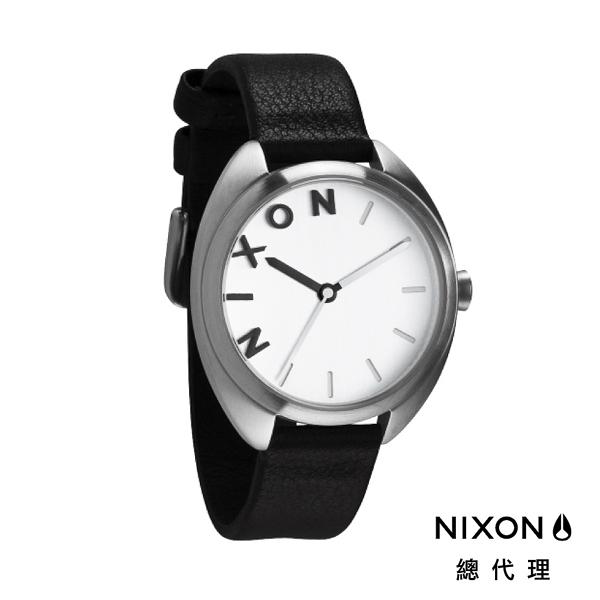 NIXON WIT 美式經典 銀黑 潮人裝備 潮人態度 禮物首選