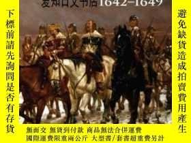 二手書博民逛書店【罕見】War In England 1642-1649 201