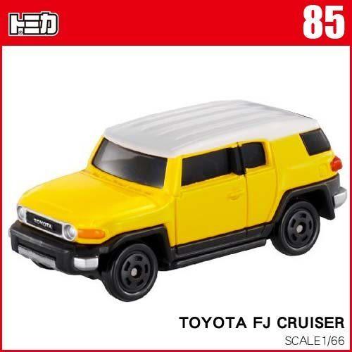 TOMICA 多美小汽車 NO.085 TOYOTA FJ CRUISER《TAKARA TOMY》