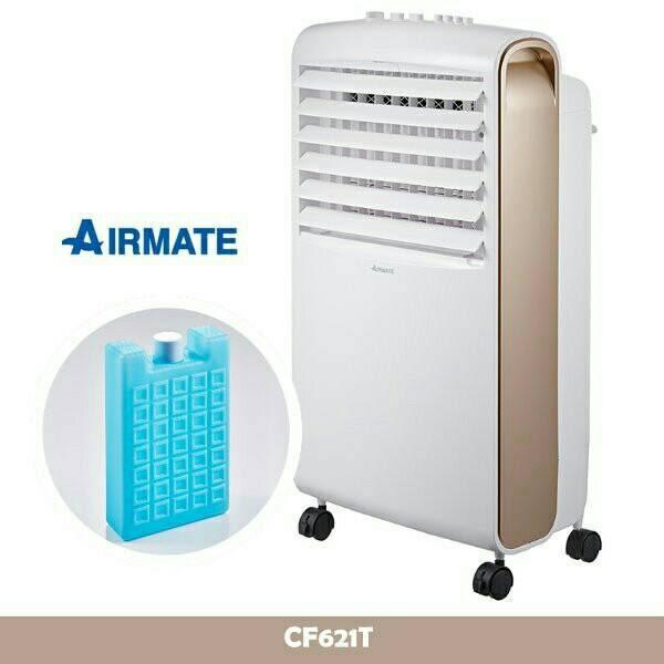 【領卷現折】艾美特 Airmate 水冷扇 瓷石過濾裝置 CF621T 公司貨