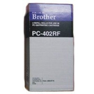 Brother PC-402RF傳真機專用轉寫帶(3盒12支) 適用727/816/560/645/685/1280/1980  PC-402/402RF/402