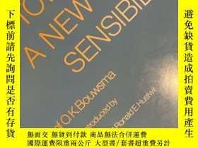 二手書博民逛書店Toward罕見a New Sensibility: Essay