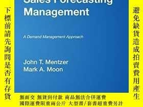 二手書博民逛書店Sales罕見Forecasting ManagementY256260 Mentzer, John T.