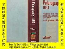 二手書博民逛書店Polarography罕見1964 Volume 1 1964