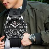 LUMINOX 雷明時 3151 海軍標誌粗曠腕錶 44mm 熱賣中!