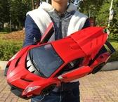 超大遙控車充電可開門遙控汽車玩具漂移耐摔兒童男孩玩具賽車跑車【免運】