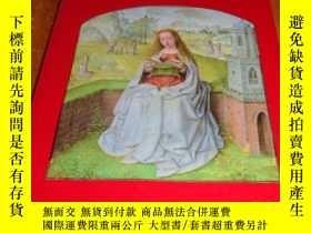 二手書博民逛書店2手罕見Flemish Illuminated Manuscri