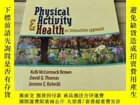 二手書博民逛書店Physical罕見Actiuity HealthY312914
