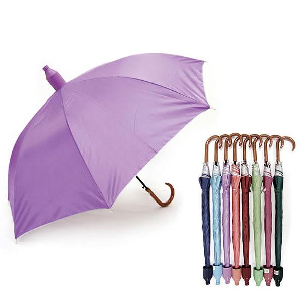 23吋銀膠布色榖不滴水傘 2558 隨機出貨 17129《Belle倍莉小舖》