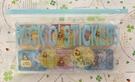 【震撼精品百貨】Sugarbunnies 蜜糖邦尼~三麗鷗蜜糖邦尼迷你貼紙附夾鏈收納袋#88110